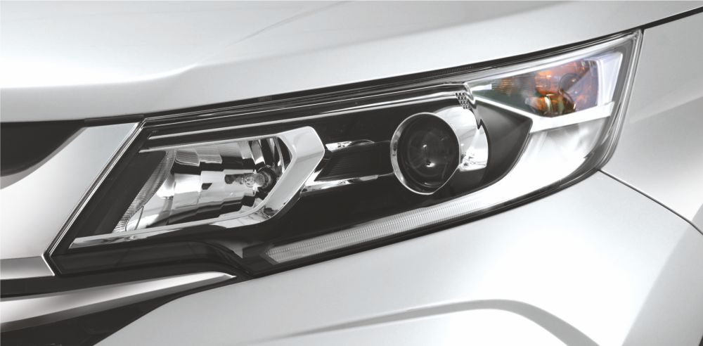 Auto Projector Headlamps with Daytime Running Lights