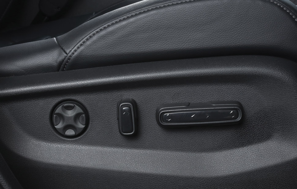 Electrically Adjustable Seats