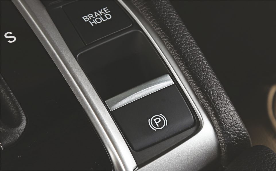 Electronic Parking Brake with Auto Brake Hold