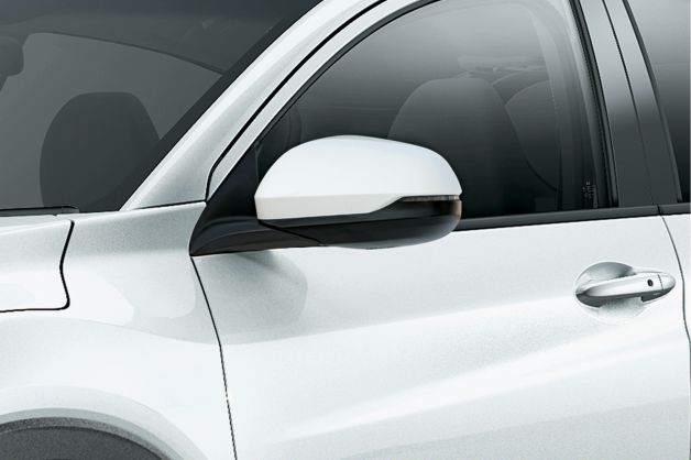 Electronically Adjustable Mirrors