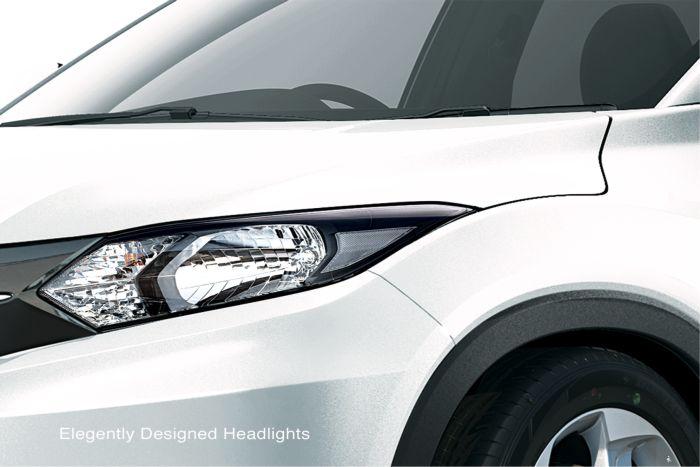 Elegantly Designed Front Lights