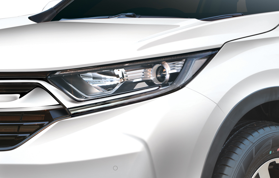 Head Light With DRL