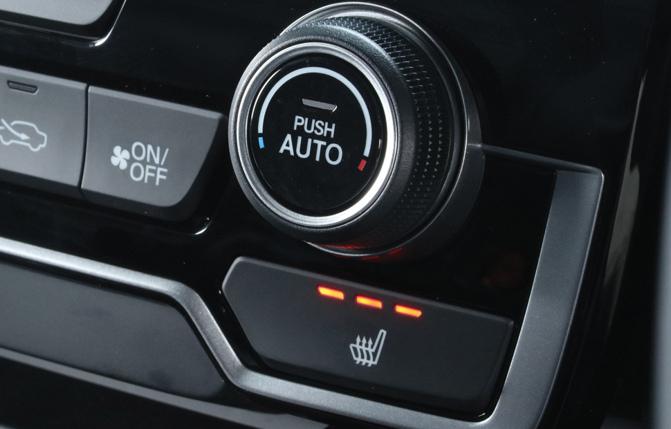 Heated Seats (Driver & Assistant)