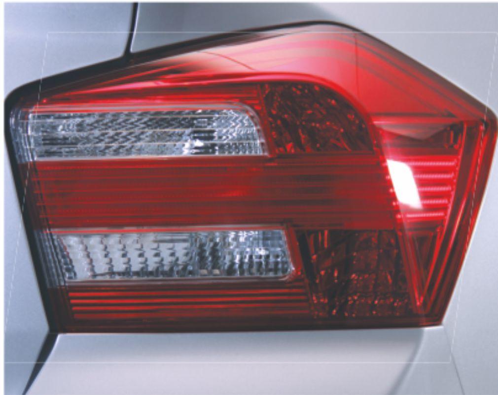 Modern & Elegant Rear Light
