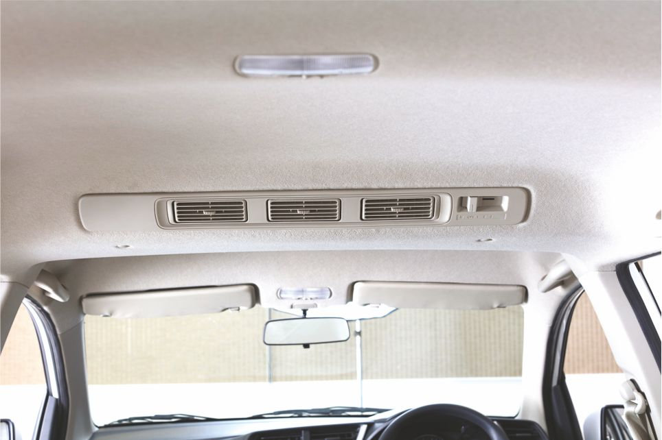 Rear Air Conditioning