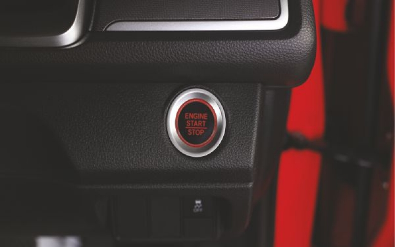 Smart Entry with Push Start