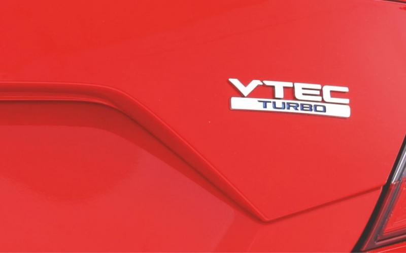 VTEC Turbo Engine